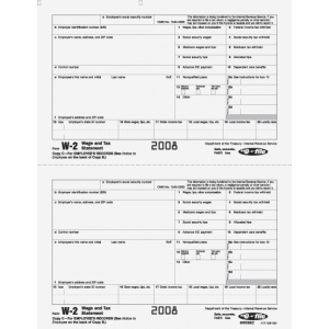 W-2 Employee File Copy C