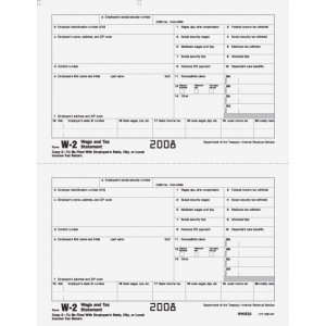 W-2 Employee State/City Copy 2